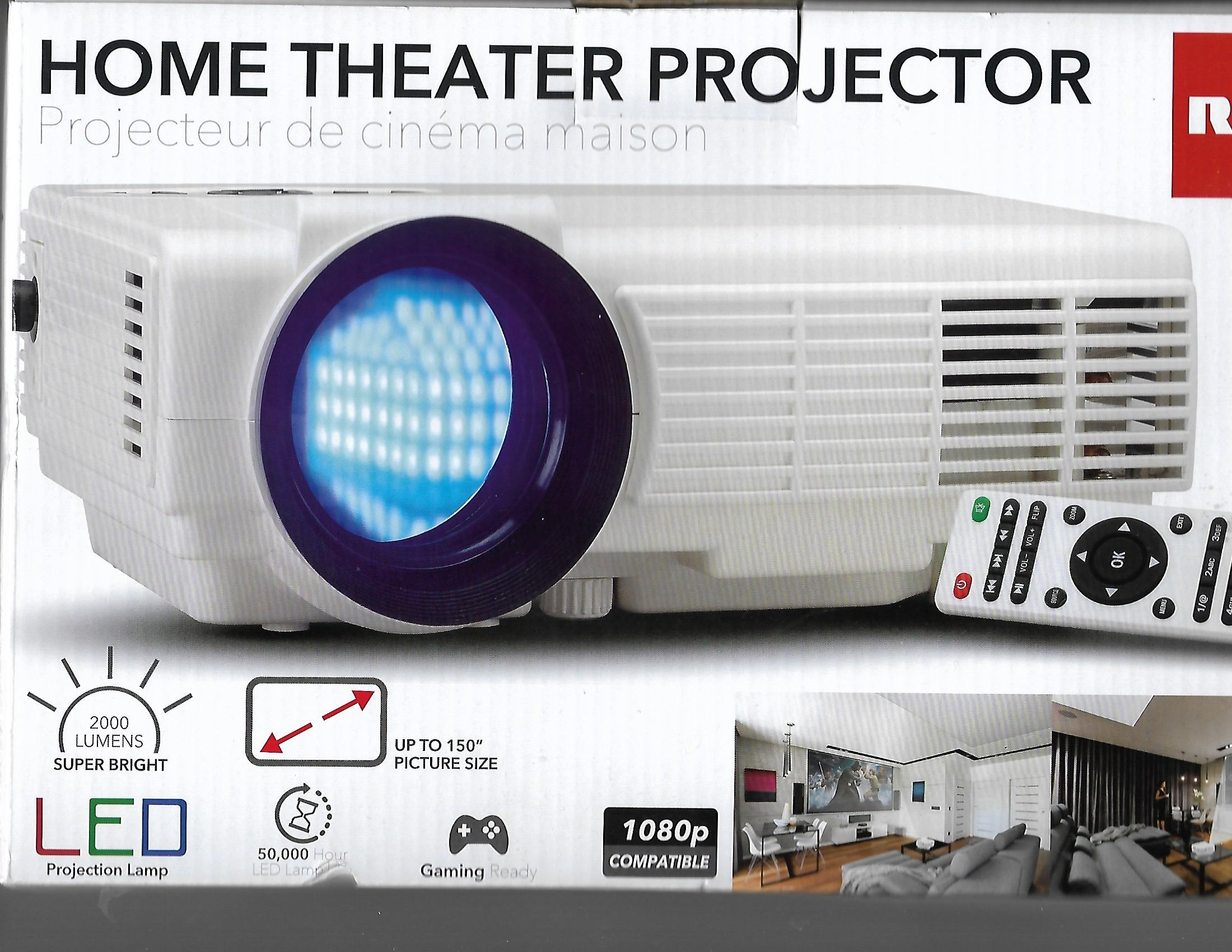 RCA RPJ116 Multimedia Projector for PowerPoint Review | CanDo