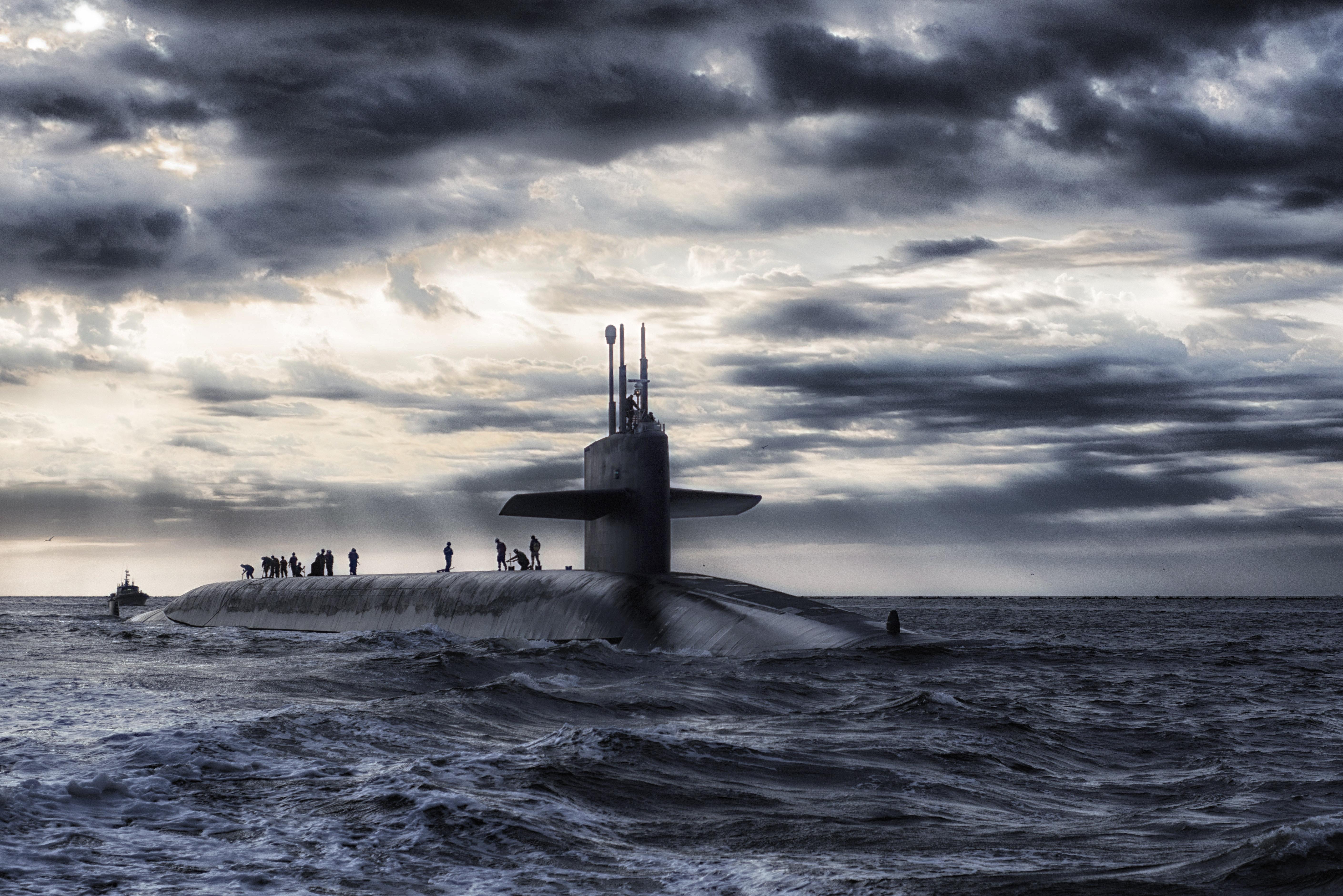 Submarine Pic from pexels.com